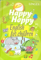 Happy Hoppy - English for children + AUDIO CD