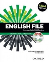 English File Third Edition Intermediate Multipack A