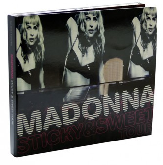 Sticky and Sweet Tour - Madonna CD+DVD