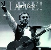 Live - Karel Kryl 2 CD