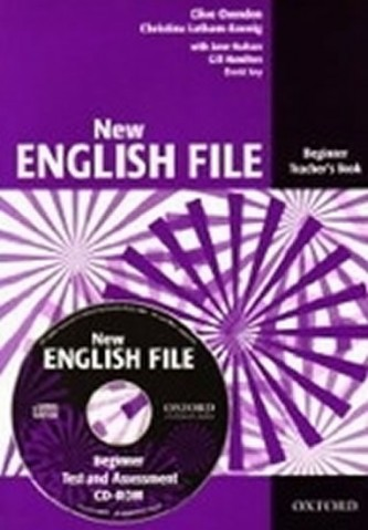 New English File Beginner Teacher´s Book + Test Resource CD Pack - Oxenden Clive, Latham-Koenig Christina,