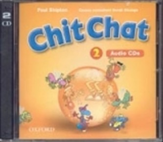 Chit Chat 2 Class Audio 2 CDs