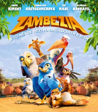 Zambezia 3D+2D/Bluray
