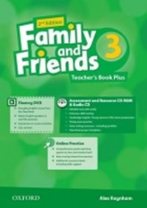 Family and Friends 2nd Edition 3 Teacher´s Book Plus