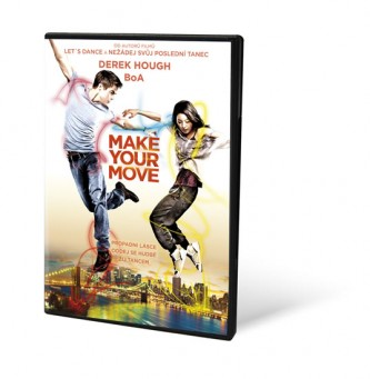 Make Your Move - DVD