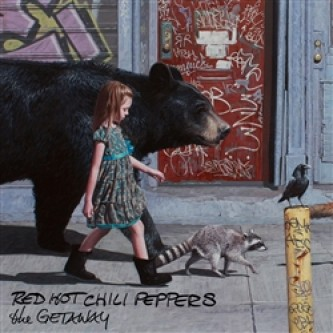 The Getaway - Red Hot Chilli Peppers