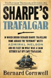 Sharpe's Trafalgar, English edition