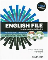 Multipack A, Student's Book A and Workbook A, with iTutor DVD-ROM, iChecker CD-ROM and Oxford Online Skills