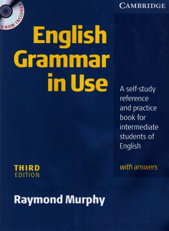 English Grammar in Use 3ed + CD ROM