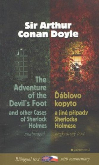 Ďáblovo kopyto, The Adventure Devlis Foot and other Cases of Sherlock Holmes
