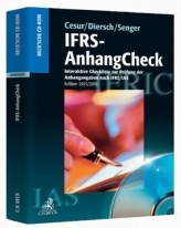 IFRS-AnhangCheck, CD-ROM (Edition 2015/2016)
