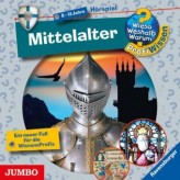 Mittelalter, Audio-CD