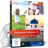 Photoshop Elements 13, DVD-ROM