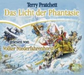 Das Licht der Phantasie, 7 Audio-CDs