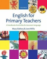 English for Primary Teachers, w. Audio-CD