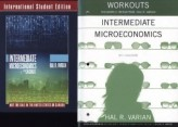 Intermediate Miceoeconomics with Calculus. Intermediate Microeconomics. Workouts, 2 Vols.