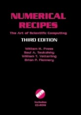 Numerical Recipes, w. CD-ROM