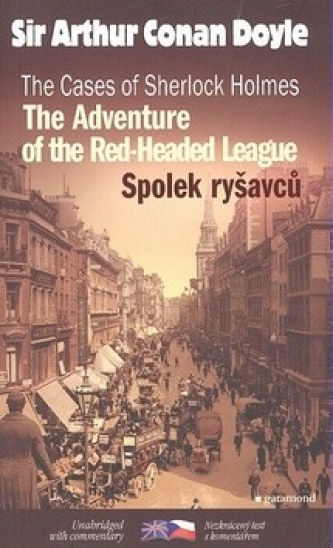 Spolek ryšavců The Adventure of the Red-Headed League