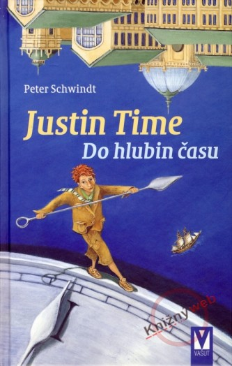 Justin Time 1– Do hlubin času