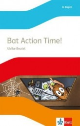 Bat Action Time!, m. Audio-CD