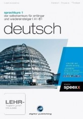 Sprachkurs, DVD-ROM m. Audio-CD u. Textbuch. Tl.1