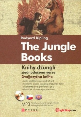 The Jungle Books Knihy džunglí