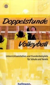 Doppelstunde Volleyball, m. CD-ROM