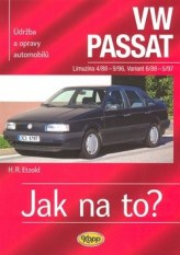 VW Passat Limuzína od 4/88 do 9/96, variant pd 6/88 do 5/97