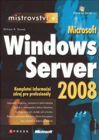 Mistrovství v Microsoft Windows Server 2008