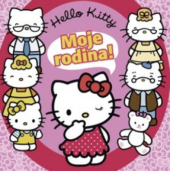 Hello Kitty Moje rodina