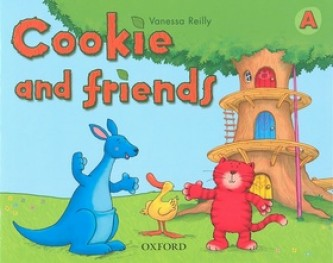 Cookie and friends A - Vanessa Reilly