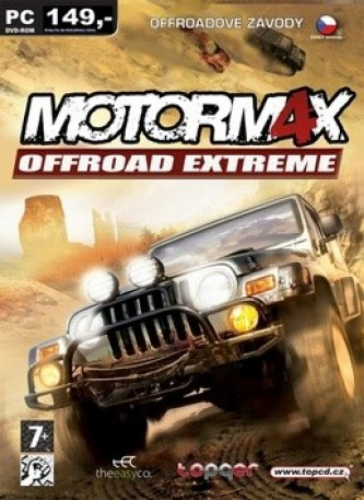 Motorm4x : Offroad Extreme