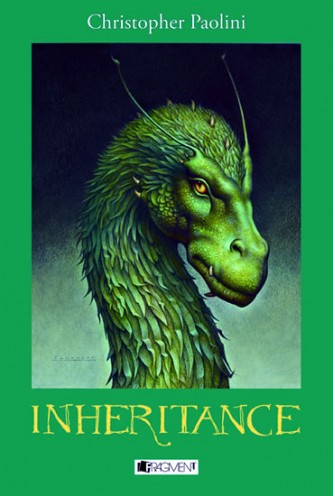 Inheritance - Paolini Christopher