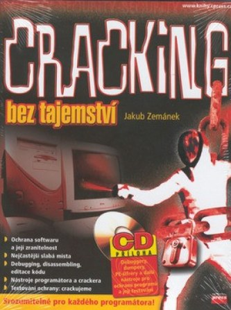 Cracking bez tajemství + CD