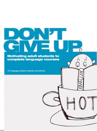 Don°t Give Up! - English