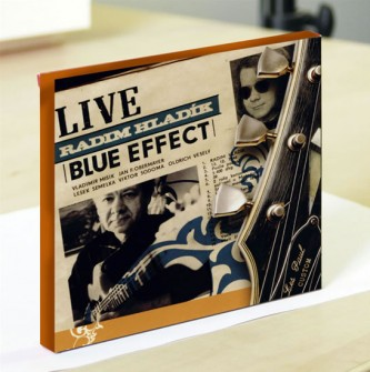 Blue Effect & hosté Live - CD - Blue Effect