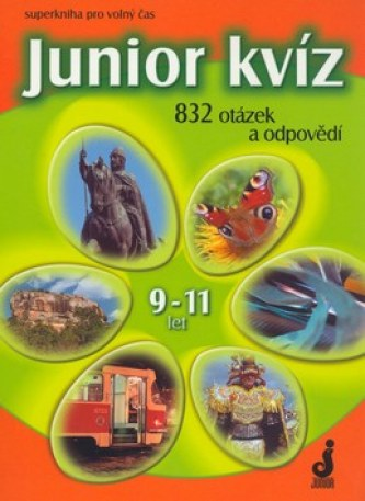 Junior kvíz  9-11 let