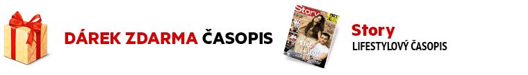 Časopis Story - vzorové číslo