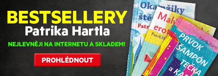 Patrik Hartl - bestsellery